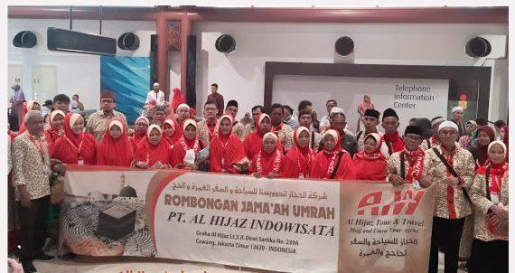 Paket Umroh Bulan September 2020 Semangat Hijrah